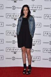 Anna Skellern – FriendsFest Closing Party in London, UK 09/14/2017
