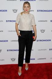"Annaleigh Ashford – ""Stronger"" Premiere in New York 09/14/2017"