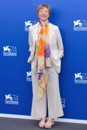 Annette Bening - Jury photocall at the Venice International Film Festival 08/30/2017