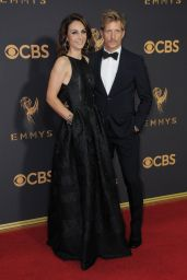 Annie Parisse – Emmy Awards in Los Angeles 09/17/2017