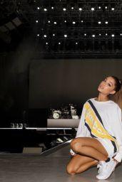Ariana Grande - Photoshoot for Reebok September 2017