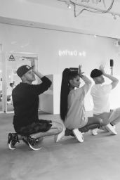 Ariana Grande - Social Media Pics 09/21/2017