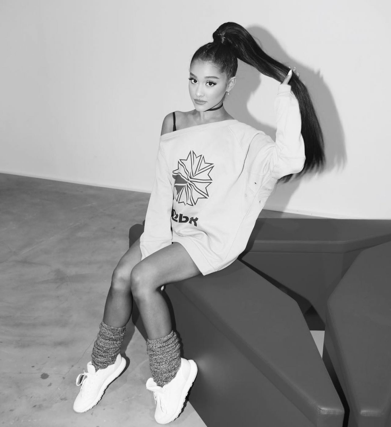 Ariana grande social media pics