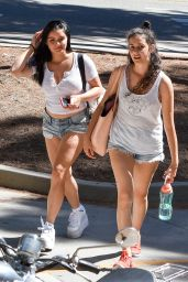Ariel Winter - Arriving For Her First Day of School at UCLA in Westwood 09/28/2017