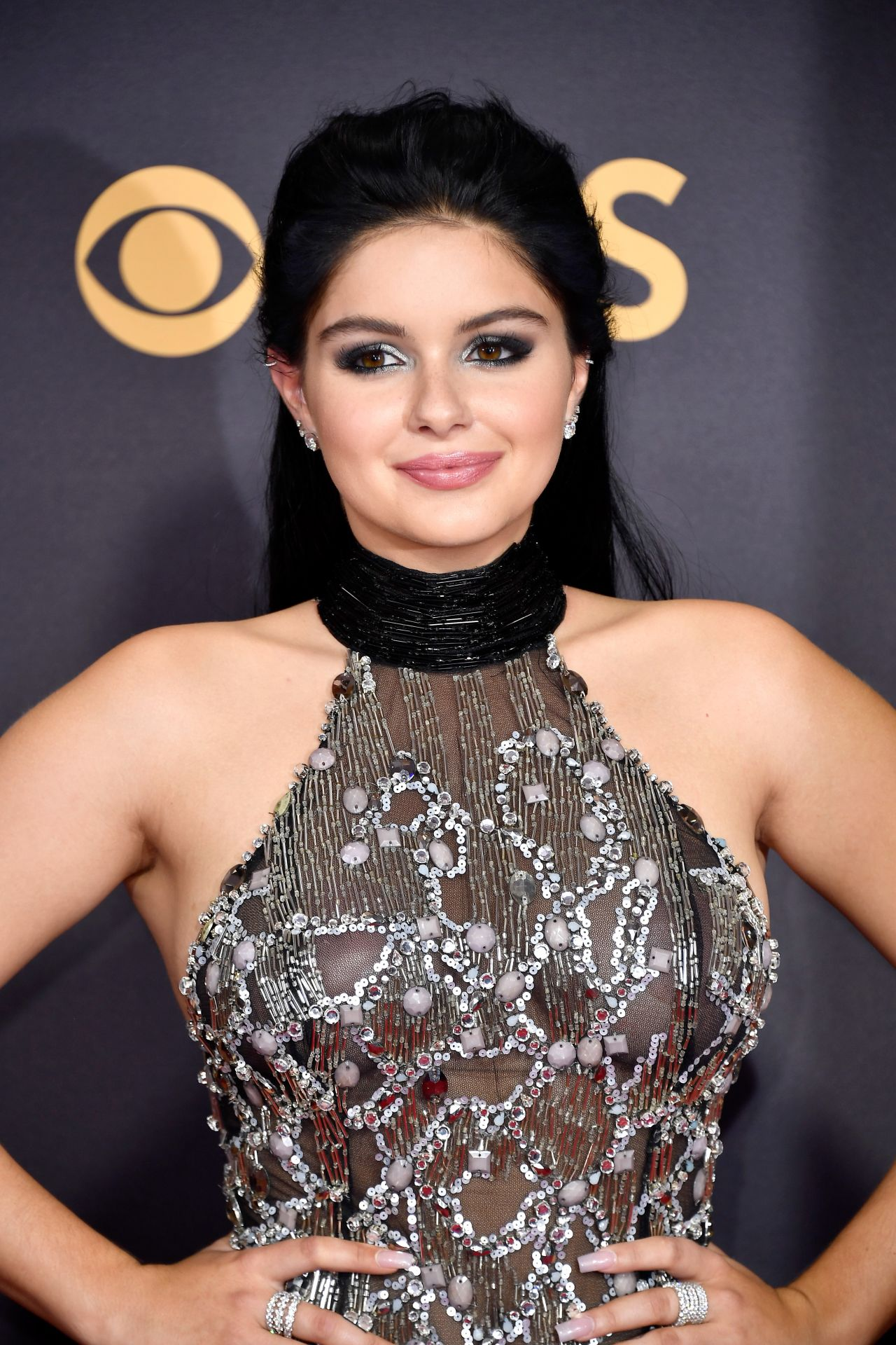 Ariel Winter Emmy Awards In Los Angeles 09 17 2017
