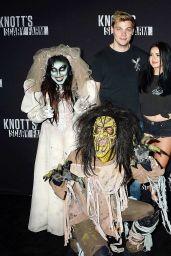 Ariel Winter – Knott's Scary Farm Celebrity Night in Buena Park 09/29/2017