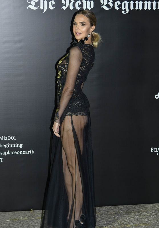 Arielle Kebbel – Vogue Italia Party in Milan 09/22/2017