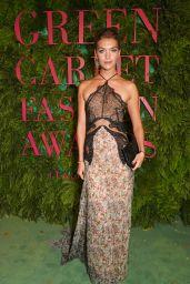 Arizona Muse – Green Carpet Fashion Awards, Italia 2017
