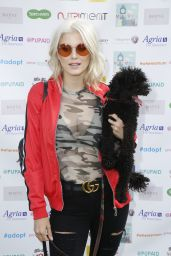 Ashely James – PupAid Event in London 09/02/2017