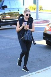 Ashley Benson - Goes to the Hair Salon in West Hollywood 09/29/2017
