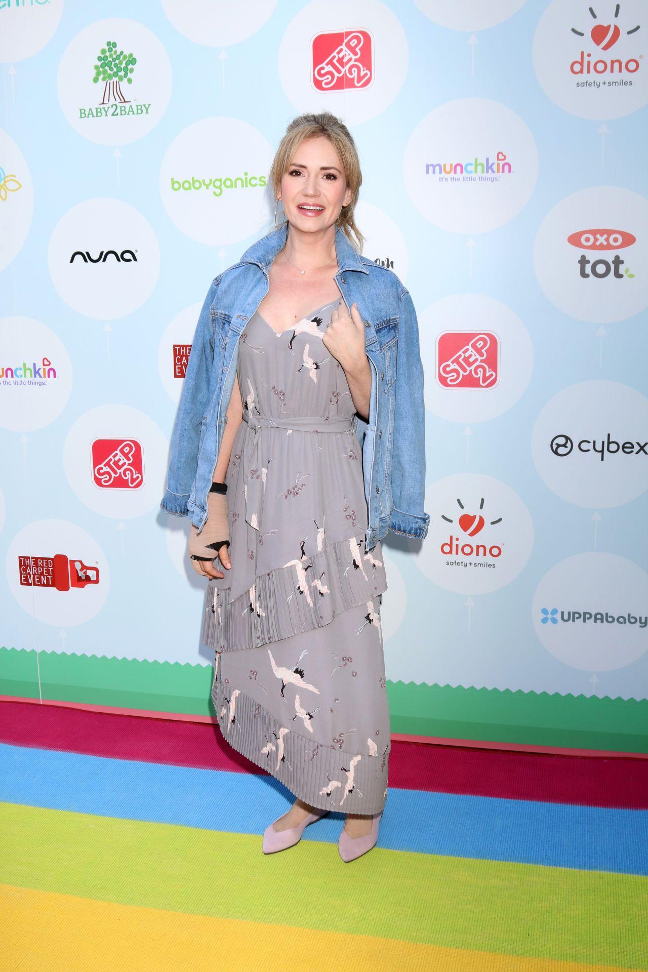 Ashley Jones Celebrity Red Carpet Safety Awareness Event