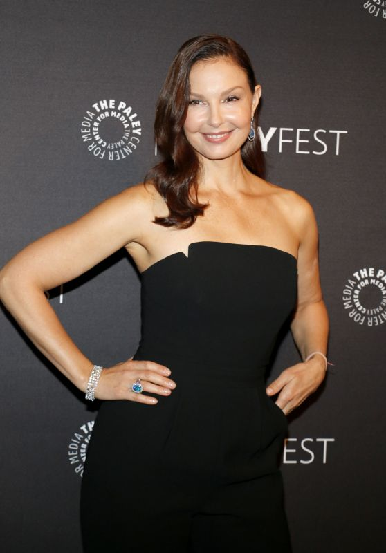 "Ashley Judd - Promote ""Berlin Station"" at The Paley Center For Media in Beverly Hills 09/17/2017"