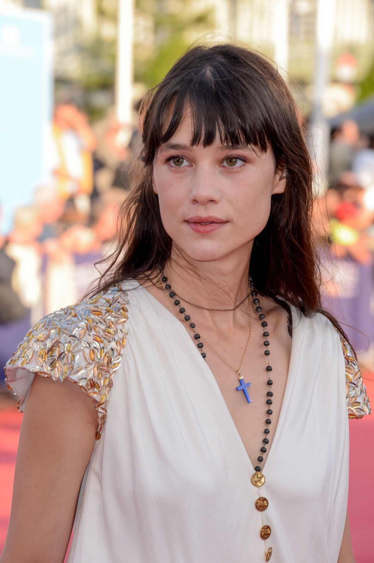 Astrid Berges Frisbey Deauville American Film Festival