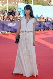 Astrid Berges-Frisbey – Deauville American Film Festival Opening Ceremony 09/01/2017