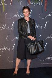 """Aurelie Dupont – """"Mother!"""" Premiere in Paris 09/07/2017"""