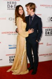 Bailee Madison – American Humane Hero Dogs Awards in Beverly Hills 09/16/2017