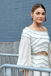 Bambi Northwood-Blyth - Zimmermann S/S 2018 Show in New York 09/11/2017