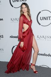 Barbara Fialho – UNITAS Gala Against Human Trafficking at NYFW in New York 09/12/2017