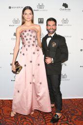 Barbara Fialho - XV Brazilfoundation Gala in New York 09/13/2017