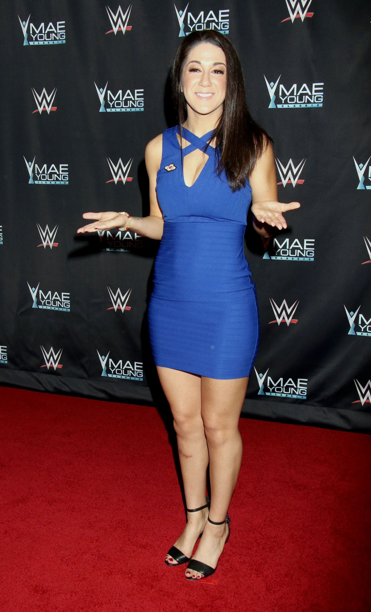 bayley hot