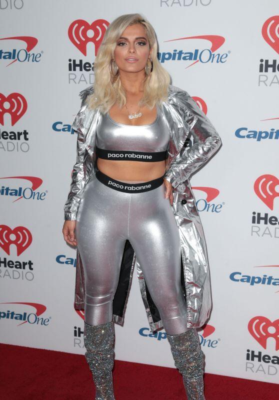 Bebe Rexha - iHeartradio Music Festival in Las Vegas  09/22/2017