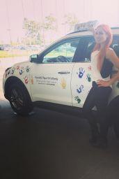 Becky Lynch - Social Media Pics 09/13/2017