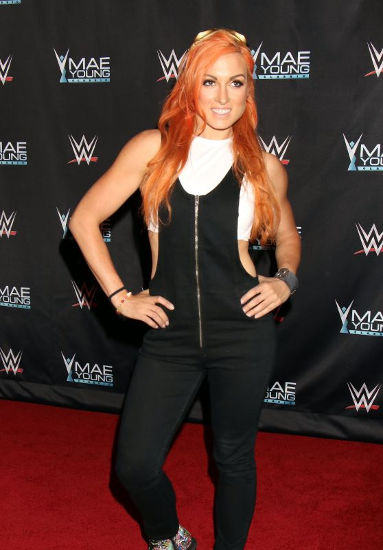 "Becky Lynch – WWE Presents ""Mae Young Classic Finale"" in Las Vegas 09/12/2017"