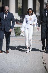 Bella Hadid - Milan, Italy 09/20/2017