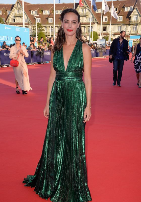 "Berenice Bejo – ""Good Time"" Screening at Deauville American Film Festival 09/02/2017"