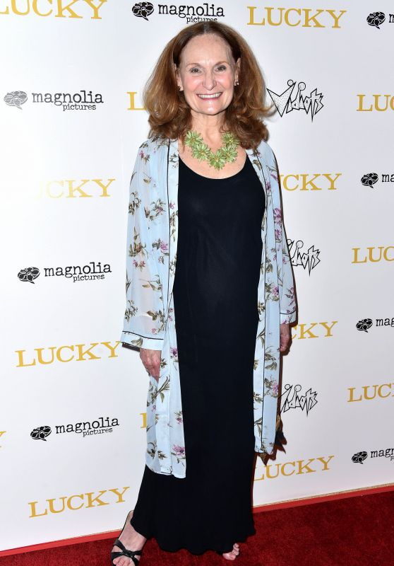 "Beth Grant - ""Lucky"" Premiere in Los Angeles"