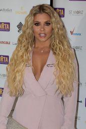 Bianca Gascoigne - National Reality Awards in London 09/18/2017