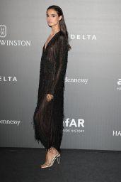 Blanca Padilla – amfAR Gala Milano Red Carpet in Milan, Italy 09/21/2017