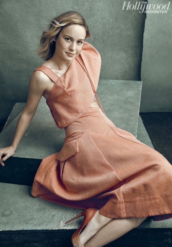 Brie Larson - The Hollywood Reporter Portrait Studio at TIFF 2017