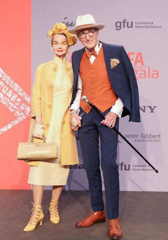 Britt Kanja – IFA 2017 Opening Gala in Berlin 08/31/2017
