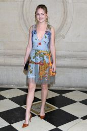 Britt Robertson - Christian Dior Show in Paris 09/26/2017