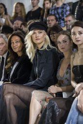 Britt Robertson - Christian Dior Show in Paris 09/26/2017