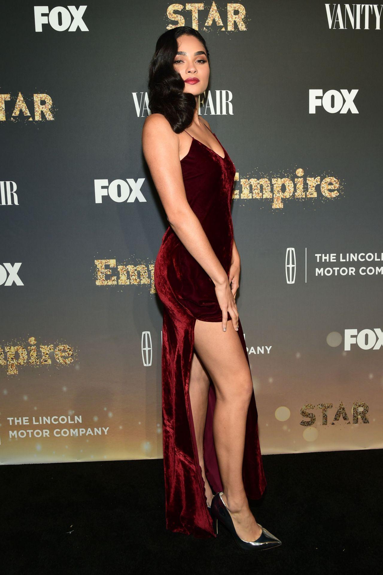 Brittany O Grady Empire And Star Celebrate Fox S New