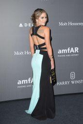 Brittney Palmer – amfAR Gala Milano Red Carpet in Milan, Italy 09/21/2017