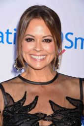 Brooke Burke - Operation Smile Annual Smile Gala in LA 09/09/2017