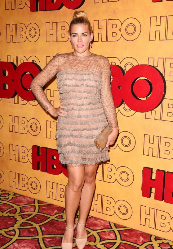Busy Philipps – HBO's Post Emmy Awards Party in LA 09/17/2017