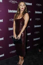 Camilla Luddington – EW Pre-Emmy Party in Los Angeles 09/15/2017