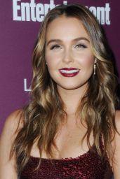 Camilla Luddington – EW Pre-Emmy Party in Los Angeles 09/15/2017