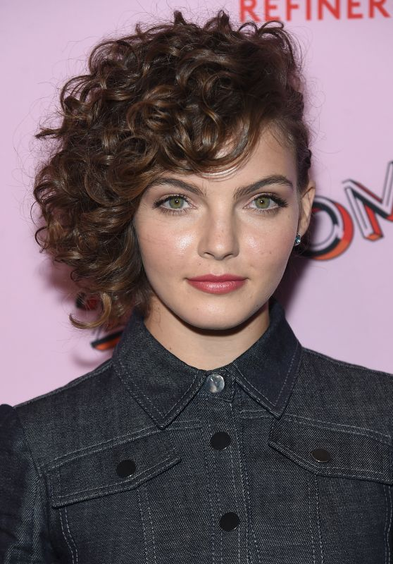 Camren Bicondova – Refinery29 Third Annual 29Rooms: Turn It Into Art, NY 09/07/2017