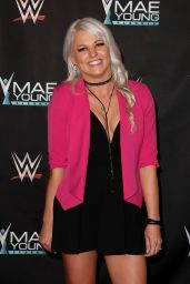 "Candice LaRae – WWE Presents ""Mae Young Classic Finale"" in Las Vegas 09/12/2017"