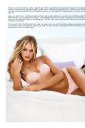 Candice Swanepoel - Beauty & Marlin Magazine September 2017 Issue