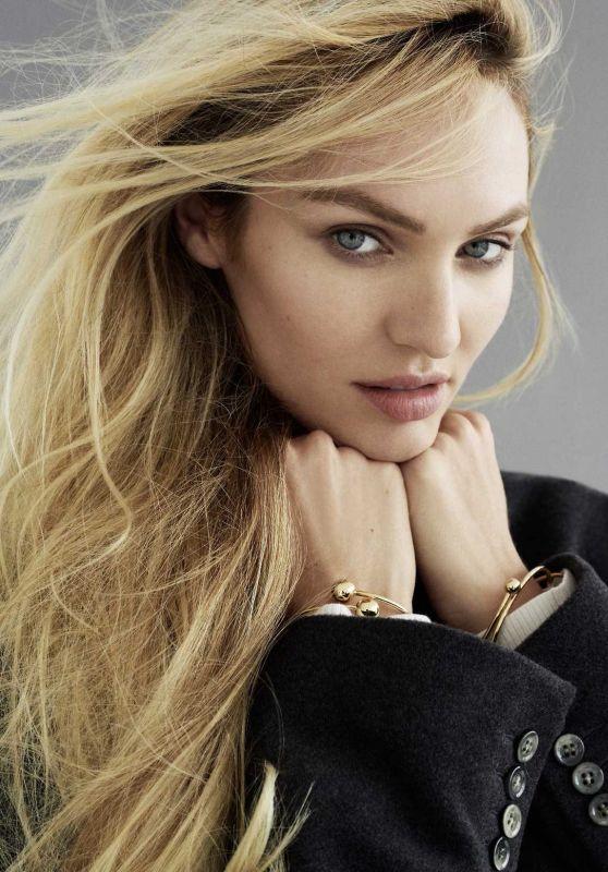 Candice Swanepoel - Elle Magazine Russia October 2017