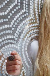Cara Delevingne - Chemical X Unveils New Artwork