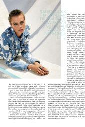 Cara Delevingne - Elle Magazine Australia October 2017 Issue