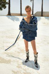 Cara Delevingne - Photoshoot for Elle, September 2017 (Part II)