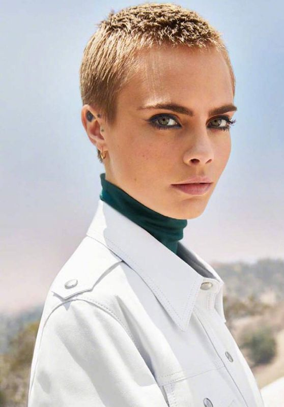 Cara Delevingne - Photoshoot for Elle, September 2017 (Part II)